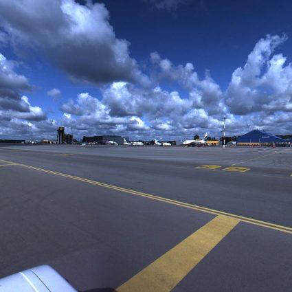 KUN Airport full scan